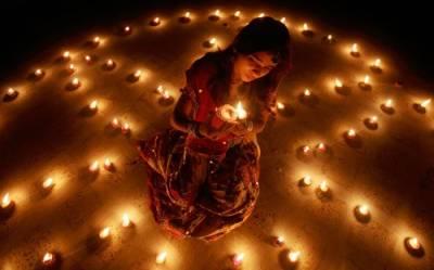 Бхаратский Фестиваль Огней